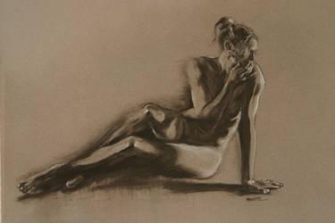 Female Figure by lmarconette