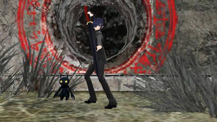 Ocult Club Member 1 Chojo Tekina by htffurry64