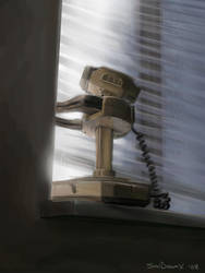 R.O.B. Wants to Play Outside by souldreamx