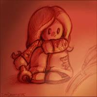 Kaylee sketch by souldreamx