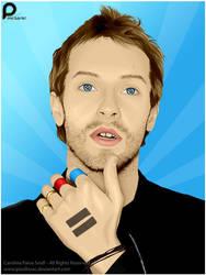 Chris Martin 1 by pixellorac