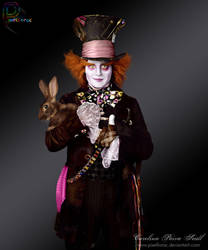 Mad Hatter by pixellorac