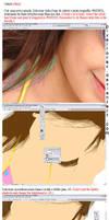 Vexels Tutorial PART II _ HAIR by pixellorac