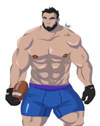 Football Coach by koukisan