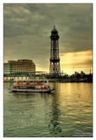 Teleferic de Barcelona by flx2000