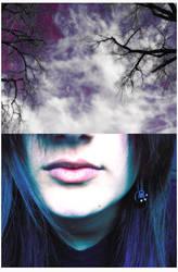 The sky is falling on me by charminou