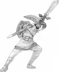 Link - Skyward Sword -Zelda by zelda-Freak91