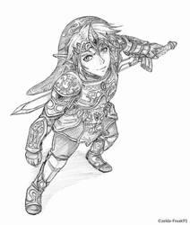 magic armor by zelda-Freak91