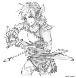 Rito Link by zelda-Freak91