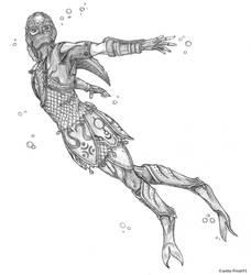 TP: Zora Armor by zelda-Freak91