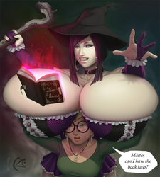 No, this is my spell by mangrowing