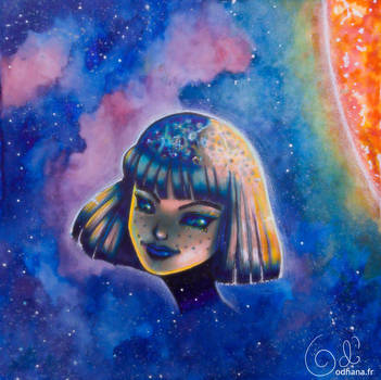 Mercury by Odhana