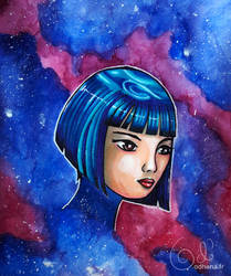 Neptune by Odhana