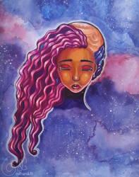 Jupiter by Odhana