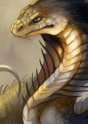 Desert Cobra by malikaa