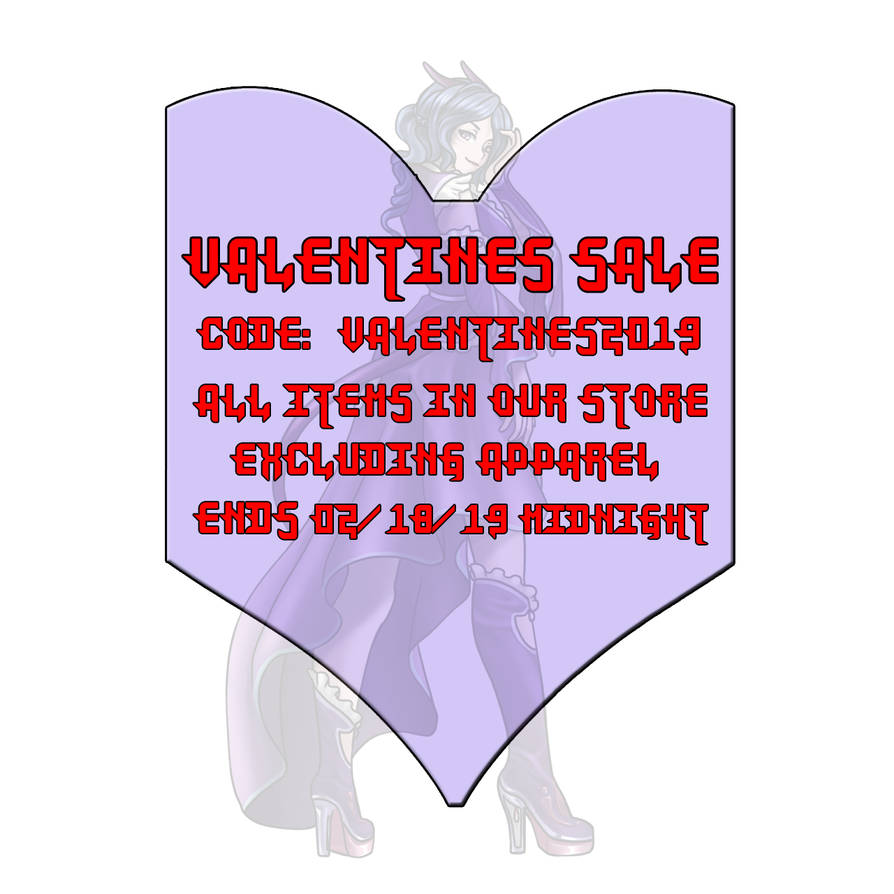 Valentines-Sale-2019-u by JittWolfProductions