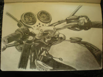 A View from the Handlebars by BERTisME
