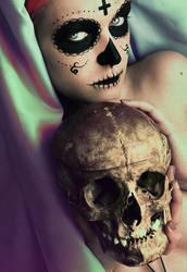 La muerte de Madonna by zenibyfajnie