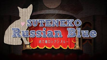 SUTENEKO Russian Blue by llcheesell