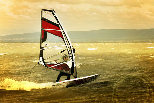 Windsurfing ID by vlastas