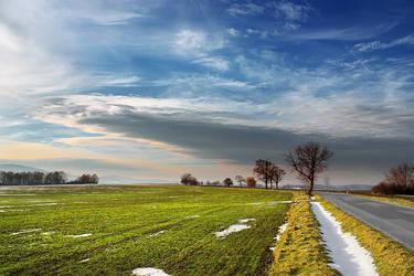 Spring Road by vlastas