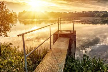 Small Lake by vlastas
