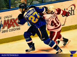 Alex Pietrangelo Wallpaper by Oultre