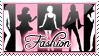 Fashion Stamp by Kumidaiko