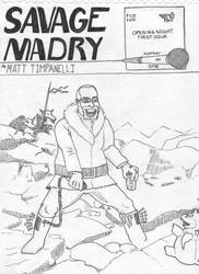 Savage Madry by psy-sci