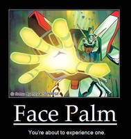 Face Palm by xXEagleEyeXx