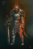 Sigurd The Giant by Nafrin