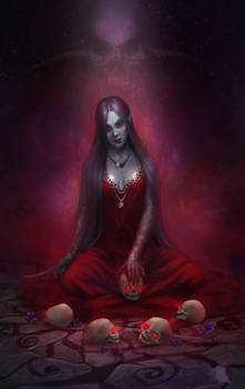 Night Mother by Nafrin