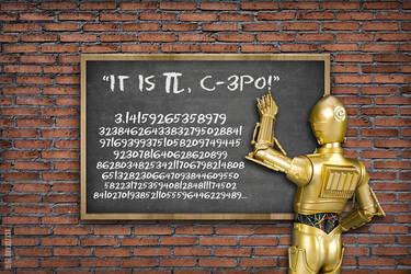 It is Pi... by LifeOnSkaro