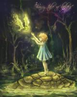 Fairy tale of belief by Uzuhiro