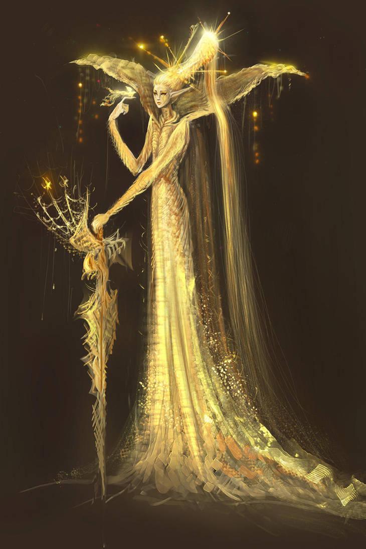 Gold by Uzuhiro