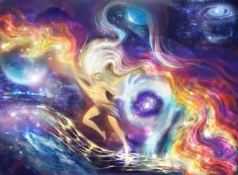 God by Uzuhiro