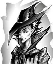 Mephistopheles by Uzuhiro