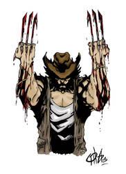 Wolverine by richyunspoken