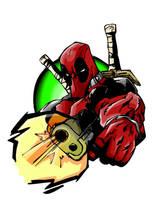Deadpool by richyunspoken
