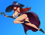 Sorceress by Xinaelle