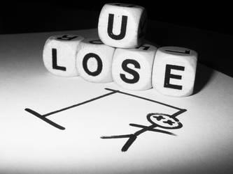 You Lose by LuxceGirl