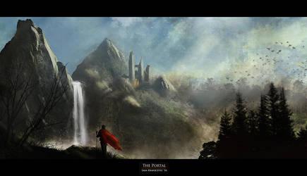 The Portal by dorijan76
