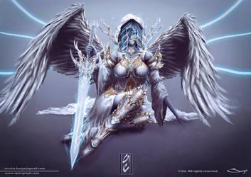 Fallen Angel by ArisT0te