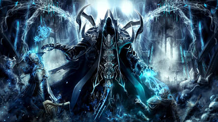 Malthael - Reaper Of Souls by ArisT0te