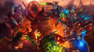 Diablo In The Storm by ArisT0te