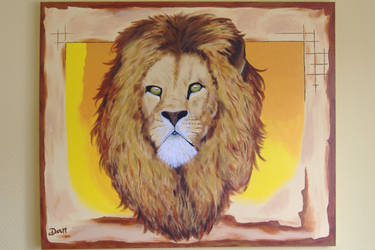 Lion by danSkie187