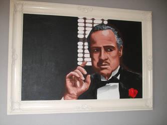 Don Corleone by danSkie187