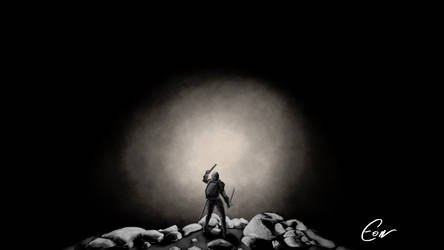 Darksouls Inspired Adventurer by Eon-Syzygy