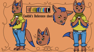 Cookbk's reference sheet! (request) by Eveleencat