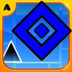 Geometry Dash Icon by AndyTheShinyVictini